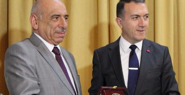 زيارة السفير التركي