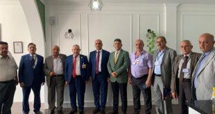 مشاركة وفد غرفة تجارة الموصل الى قمةTISIAD  الرابعة للاستثمار والتجارة بين العراق وتركيا