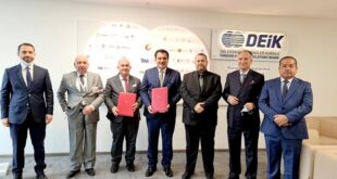 منظمة_DEiK_للتجارة الخارجية التركية