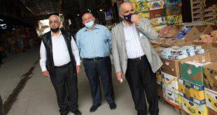 جولات ميدانية في اسواق الجانب الايسر لمدينة الموصل