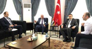 زيارة القنصلية التركية