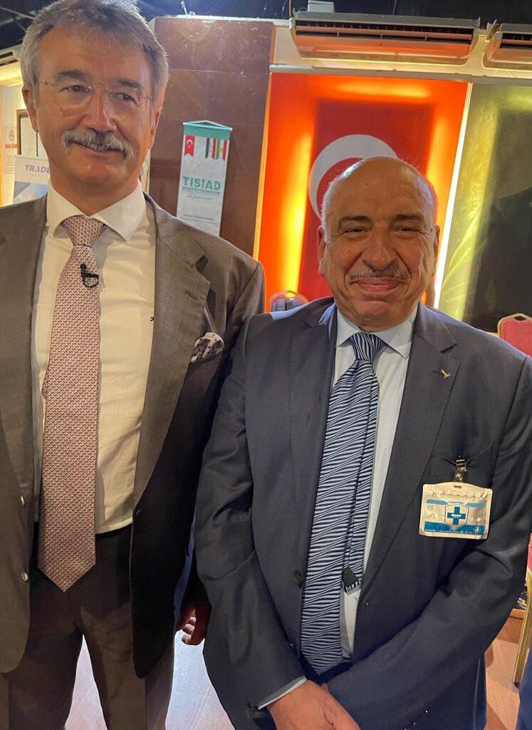 المنتدى الخامس بين تركيا والعراق  للاستثمـــــــار والتجــــــارة في أزمير –تركيـــا