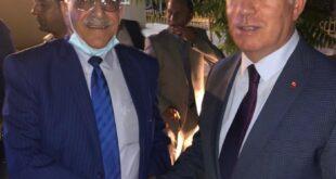 دعوة القنصلية التركية في الموصل