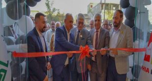 افتتاح معرض صوفيا للاثاث