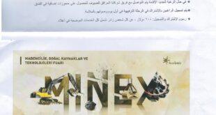 معرض MINEX 2021