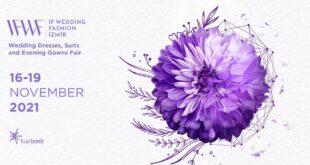 معرض  WEDDING FASHION IZMIR Fuarı 2021